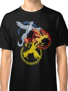 Birds x The Hunger Games (v2) Classic T-Shirt