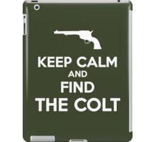 KEEP CALM: AFTC iPad Case/Skin
