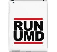 RUN UMD iPad Case/Skin