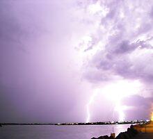 Summer Storm by Richard  Willett