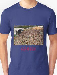 Glastonbury Festival outdoor summer pop music  T-Shirt