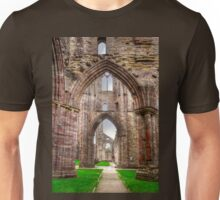 Tintern Abbey Interior View IV Unisex T-Shirt