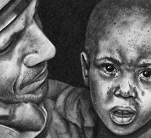 Miracle Rescue in Haiti by emizaelmoura