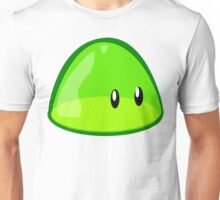 Small Green Slime Blob Unisex T-Shirt