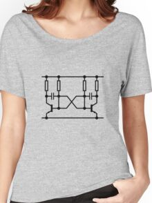 Circuitry Electronics Women's Relaxed Fit T-Shirt