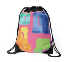 The Brush Off Drawstring Bag