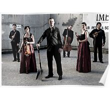 Palma Chamber Orchestra Dig In Poster