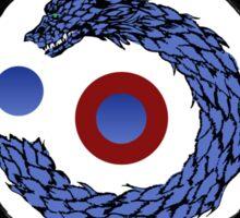 Taifalos Family Crest (Coat of Arms) Sticker