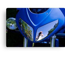 Kerry Reflected Canvas Print