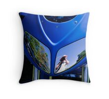Kerry Reflected Throw Pillow