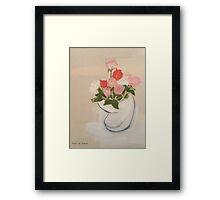 roses 2 Framed Print