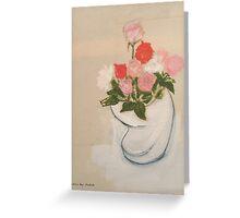 roses 2 Greeting Card