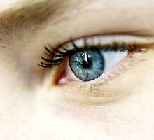 Blue Eyed Naomi by StephLanfear