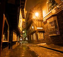 The Shambles, York by globalgreg