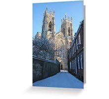 York Minster, 2010 Greeting Card