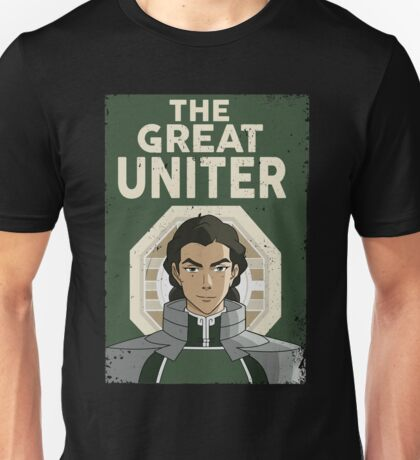 Kuvira: The Great Uniter Unisex T-Shirt