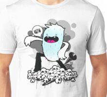 Big Fluffy Likes to Pose. Unisex T-Shirt