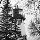 Lighthouse by Steve Small