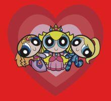 The Nintendo Power Girls Kids Tee