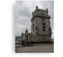 Torre de Belém Canvas Print