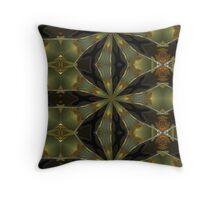 Jungle Style Throw Pillow