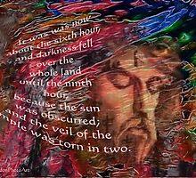 The Veil is Torn by vigor