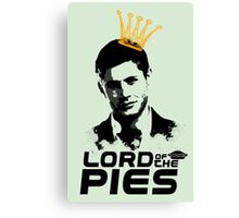 Lord of the Pies Canvas Print