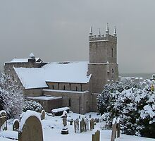 St Leonards Church Hythe by TonyBrooks
