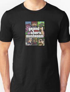 Grand Theft Mushroom T-Shirt