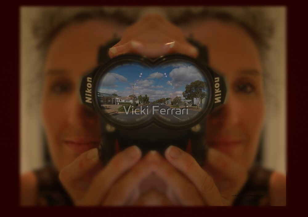 Into the Great Wide Open © by Vicki Ferrari