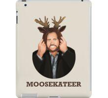Moosekateer iPad Case/Skin