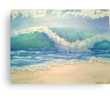 Son of a Beach Canvas Print