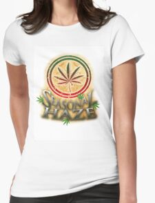 Seasonal Haze 3 Womens Fitted T-Shirt