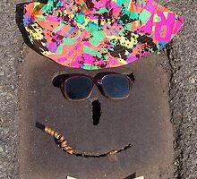 Happy Drain by TonyBrooks