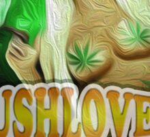 KushLove Sticker