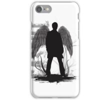 Castiel the Angel iPhone Case/Skin
