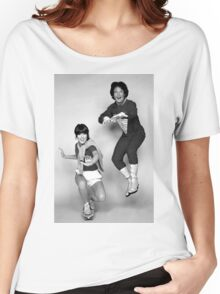 Dynamic Duo \\ Mork and Mindy Women's Relaxed Fit T-Shirt