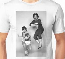 Dynamic Duo \\ Mork and Mindy Unisex T-Shirt