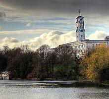 Highfields Park, Nottingham by goZzee