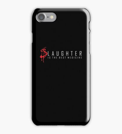 Slaughter iPhone Case/Skin