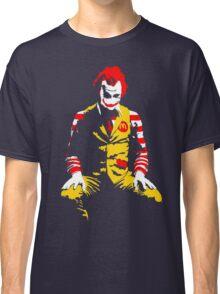 The Joker Ronald Mcdonald - Batman Classic T-Shirt