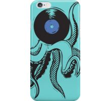 Tentacles and Vinyl iPhone Case/Skin