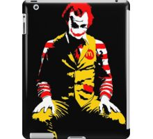 The Joker Ronald Mcdonald - Batman iPad Case/Skin