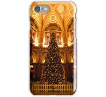 Christmas at 333 Collins iPhone Case/Skin