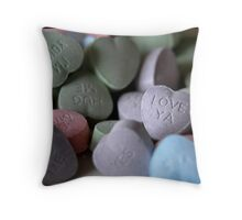 """Love Ya"" Throw Pillow"