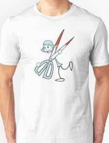 Running With Scissors Unisex T-Shirt