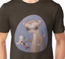 Fizzy The Ferret Unisex T-Shirt
