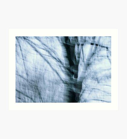 The Wind Series IV Art Print