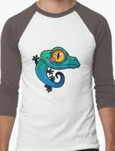 Gecko Men's Baseball ¾ T-Shirt