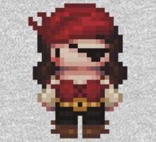 pirate girl by iamnotadoll